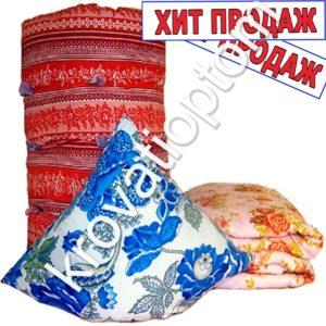 комплект постельного белья матрас, подушка, одеяло