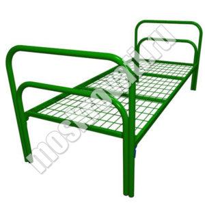 купить металлическую кровать недорого моква оптом с доставкой
