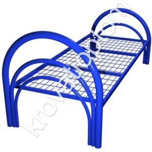 кровати металлические для больниц и общежитий, кровати для хостела