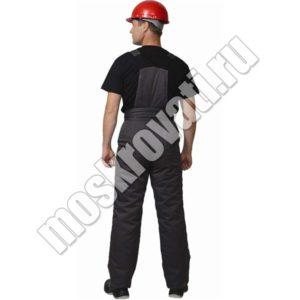 костюм теплый для зимы для рабочих и строителей