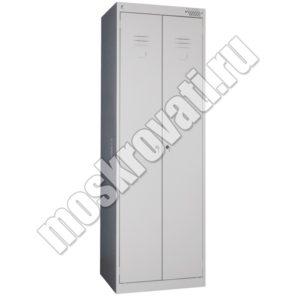 шкаф металлический для рабочих раздевалок