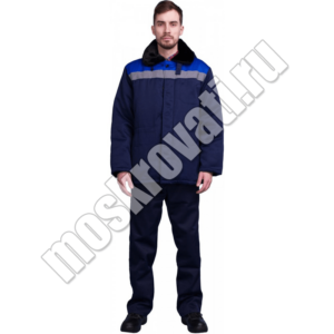куртка зимняя для рабочих