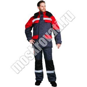 теплая одежда для рабочих и строителей