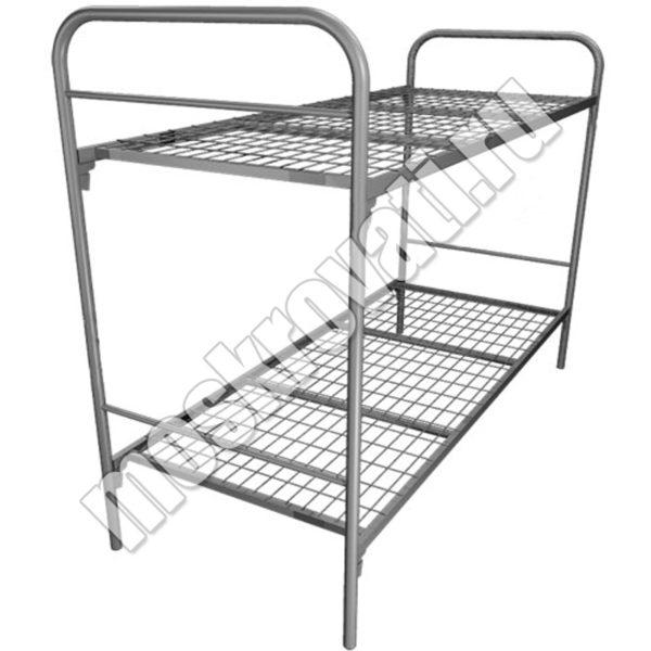 купить металлическую кровать москва недорого