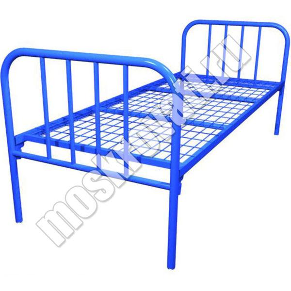 купить металлическую кровать недорого москва