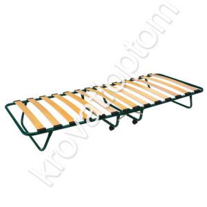 кровать раскладная - раскладушка купить Москва