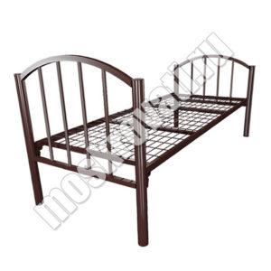 купить металлическую кровать одноярусную