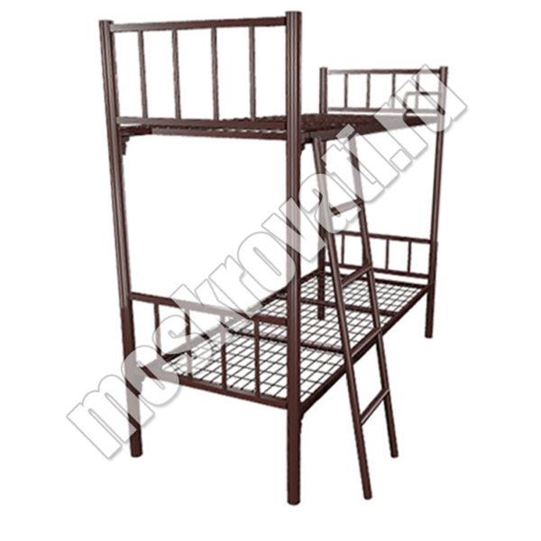 кровати металлические купить недорого, кровать двухъярусная Москва с доставкой, кровати для общежитий, кровати для рабочих