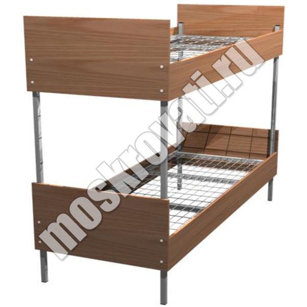 купить кровать для рабочих, кровати для общежитий недорого москва