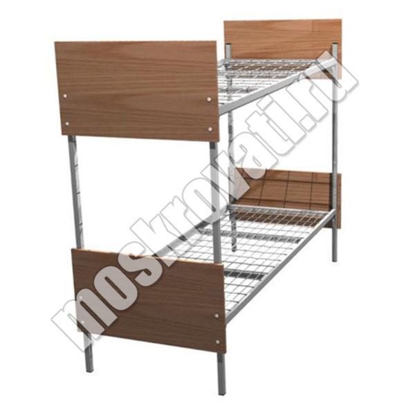 купить кровати для общежитий, кровати двухъярусные москва недорого