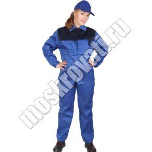 женский костюм для рабочих