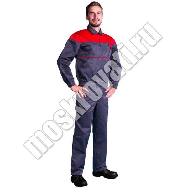 полукомбинезон и брюки летняя спецодежда для рабочих