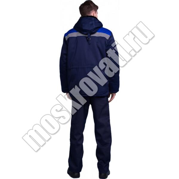 утепленная куртка для рабочих