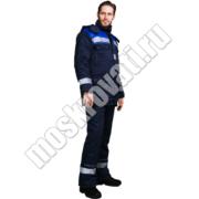 зимний костюм для строителей