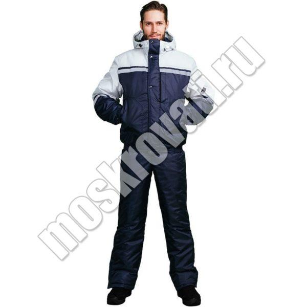 утепленный костюм для рабочих