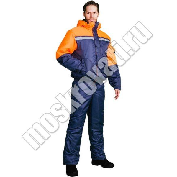 зимний костюм с пк для рачего