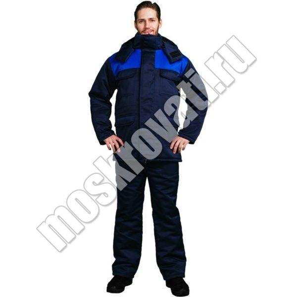зимняя одежда строитель